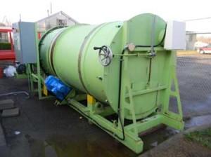 Compact BioReactor Discharge End
