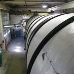 This BioReactor is composting food waste.