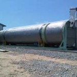 The BioReactor is an In-vessel, rotating drum composting technology by XACT Systems.