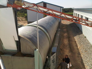 manure composting technology