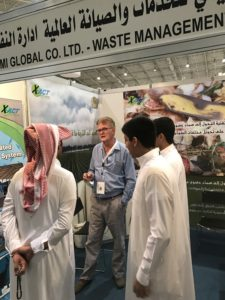 composting technology Saudi Arabia & Middle East