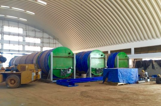 Solid Organice Waste Management Facility