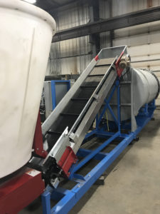 Composter Rotating Drum Technology