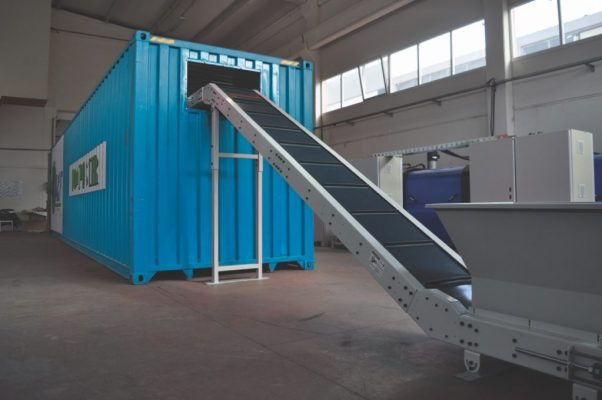 Blue Container 2